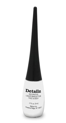 White Detailz Liner