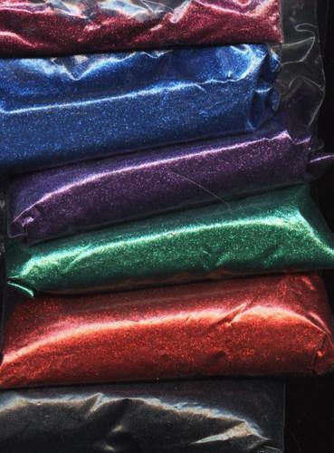 Half Pound Bag of Glitz Glitter Metallic