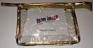 Gold Small Team Bag