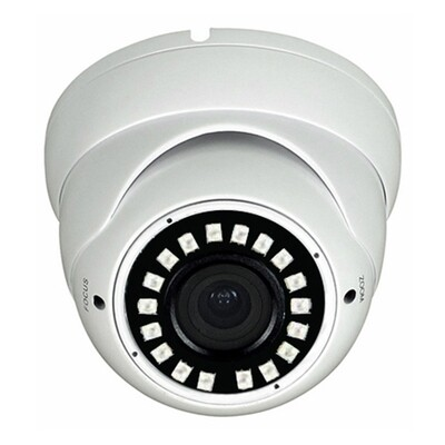 Economic 720P AHD surveillance cameras for indoor, 1 MegaPixel camera with night vision
