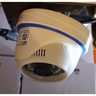 Caméras de Surveillance mini dome 4 en 1 AHD, TVI, CVI, CVBS