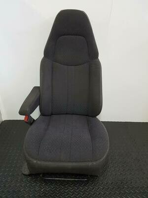 Driver Seat, Blue