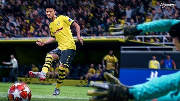 FIFA 20 Season Rank 1