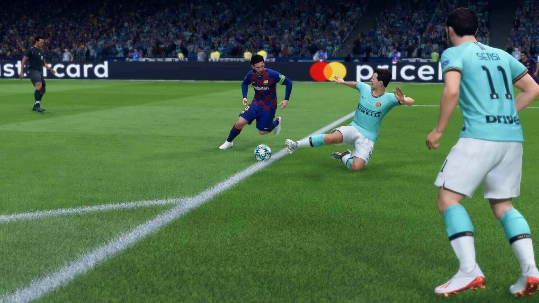 FIFA 20 Season Rank 3