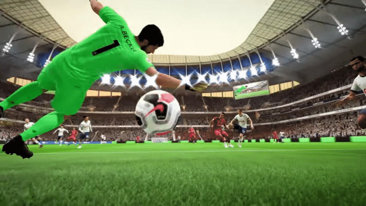 FIFA 20 Division Rivals Rank 6