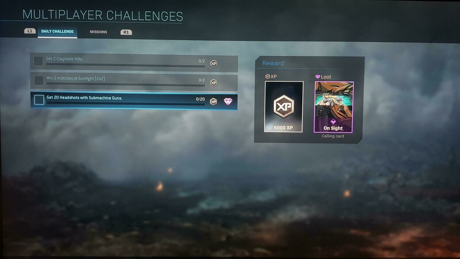 Daily Challenges