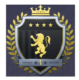 FIFA 20 FUT Champions - Gold 1
