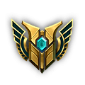 Champion Mastery to Tier 7
