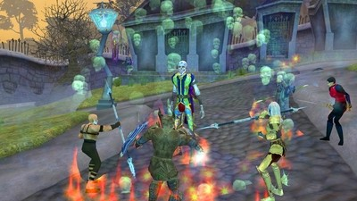 EverQuest Conflagrant Set