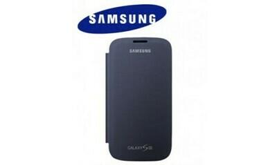 Samsung Flip Cover Galaxy SIII Pebble