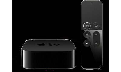 Apple tv 4K Gen 5 de 32 Gb