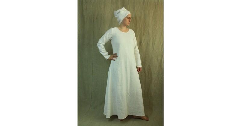 mittelalterliches Unterkleid