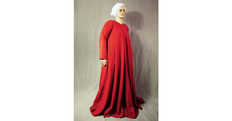 mittelalterliches warmes Überkleid