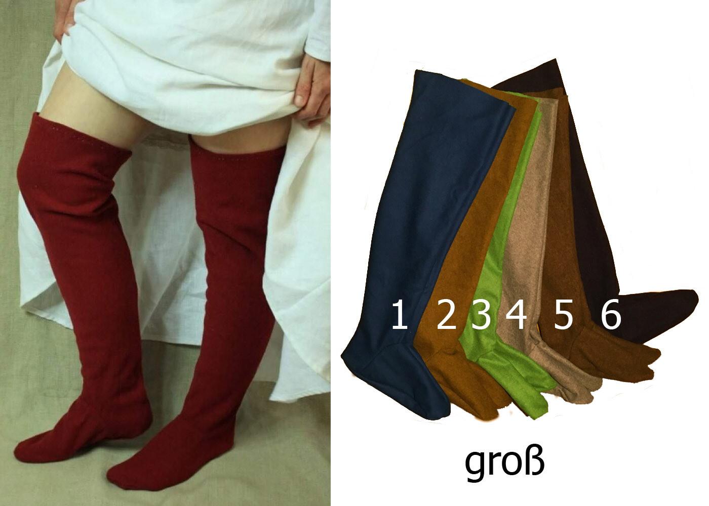 Socken Schuhgröße 42-46 (groß)
