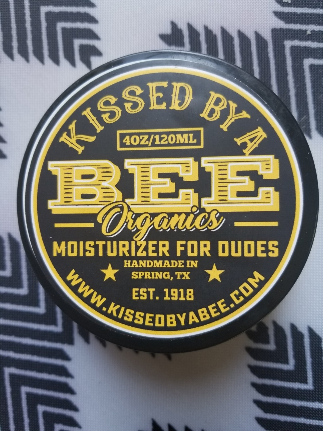 MOISTURIZER FOR DUDES (4 oz)