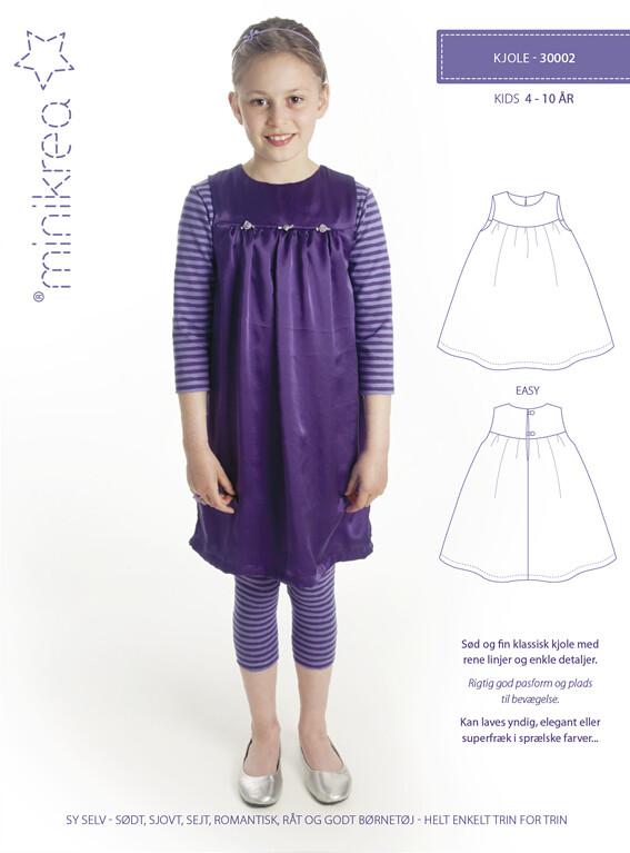Sewing pattern Dress