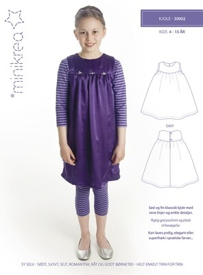 Sewing pattern Dress