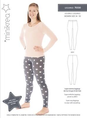 Sewing pattern for Leggings