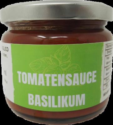 Tomatensauce Basilikum a 280g (100g/1,43€)