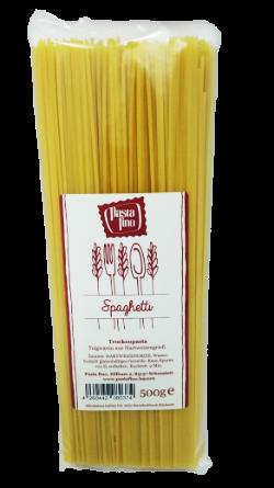 """Traditionelle, italienische Pasta Spaghetti """"classico"""" - aus Hartweizengrieß (100g/0,60€)"""