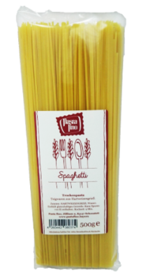 Traditionelle, italienische Pasta Spaghetti
