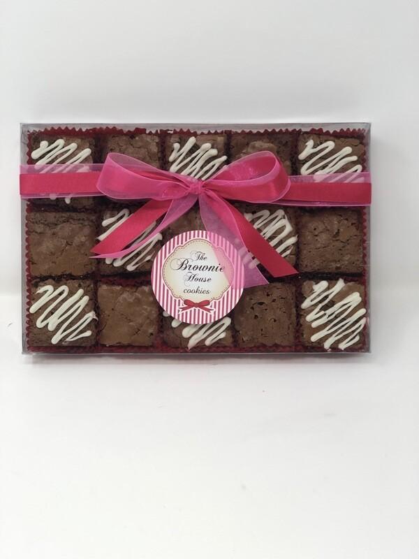 Caja de 15 Brownies