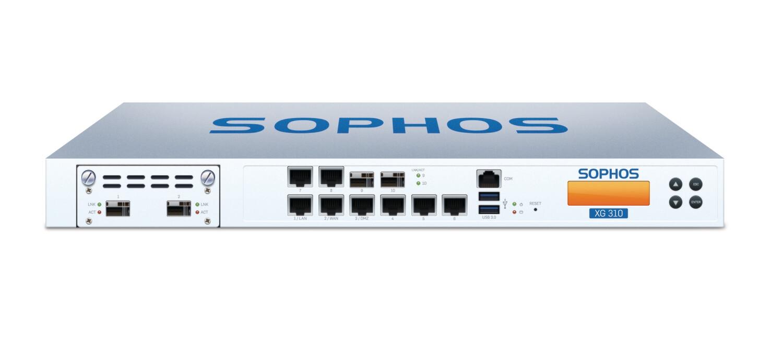 Sophos XG 310 Appliance