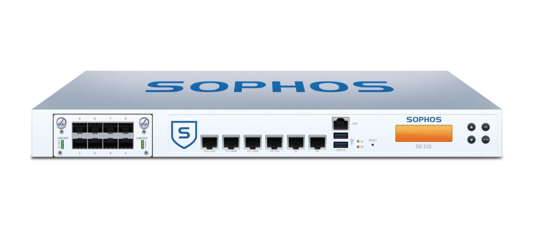 Sophos SG 210 Appliance