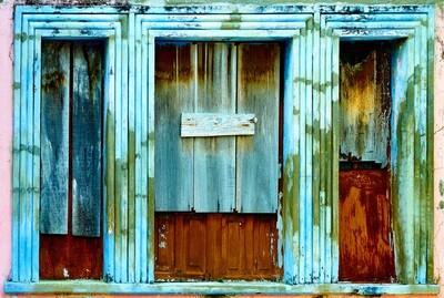 Ikkuna Mexiko 50x75 cm alumiini