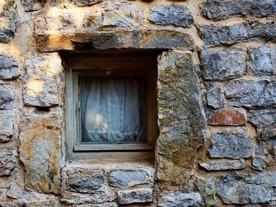 Ikkuna Montenegro 50x66 cm alumiini