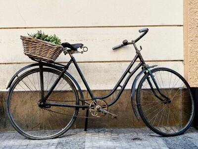 Polkupyörä Montenegro 61x91 juliste