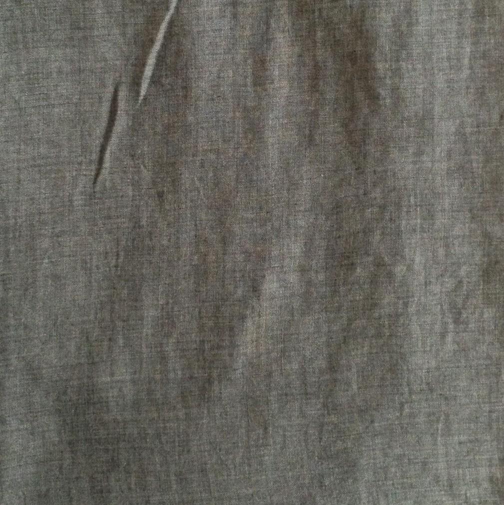 Gray solid color tichel