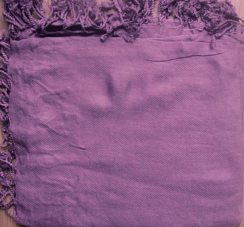 Quilted tichel lavender
