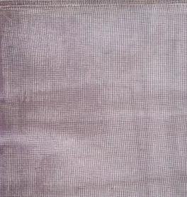 Shimmering solid tichel dark lavender