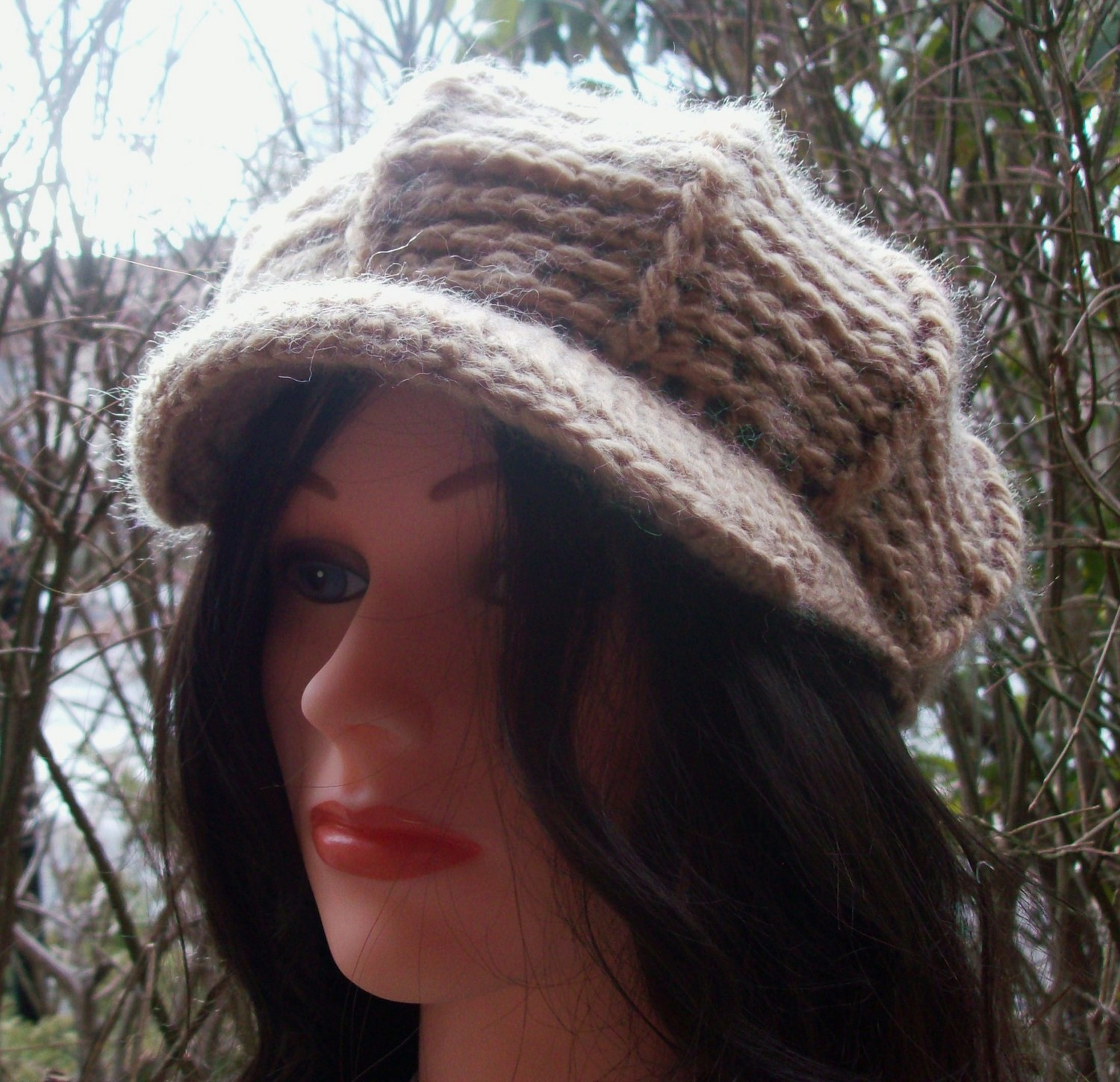 Cool cap brown style 1