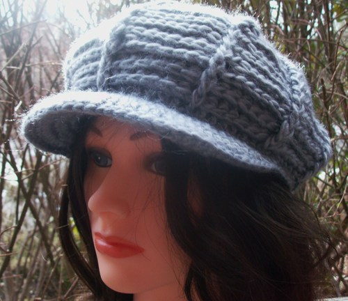 Cool cap gray style 1