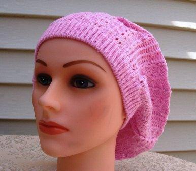 Extra light beret pink