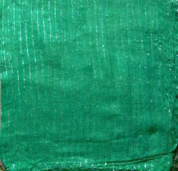 Summer tichel bright green
