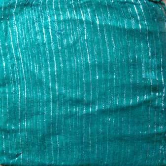 Summer tichel darker green