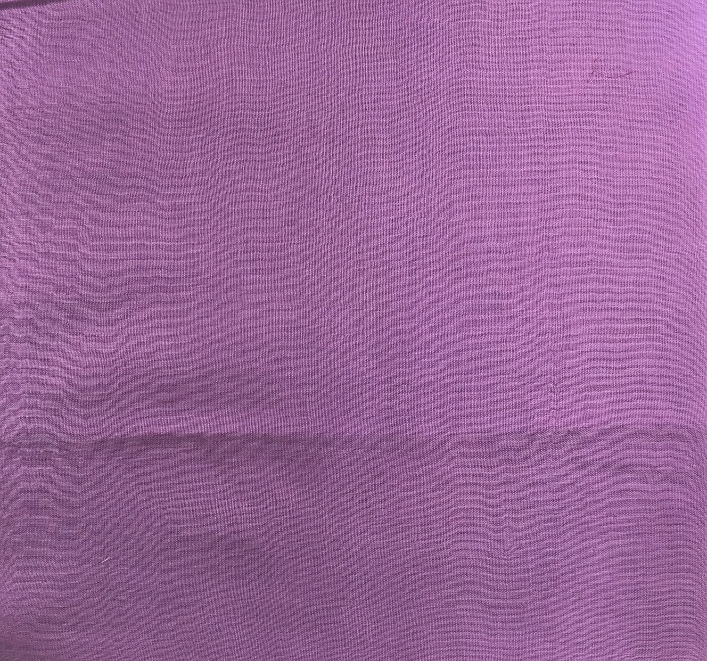Lavender solid cotton tichel headscarve