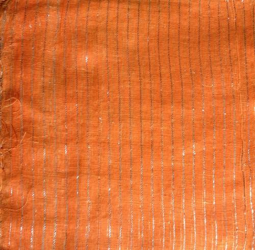 Bright orange spring colors lurex tichels