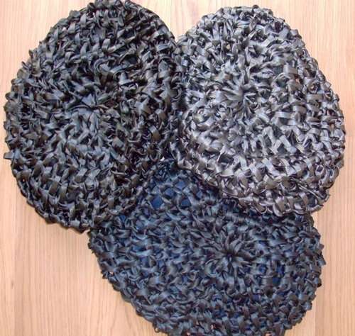 Chunky Crocheted Snoods (reg. length)
