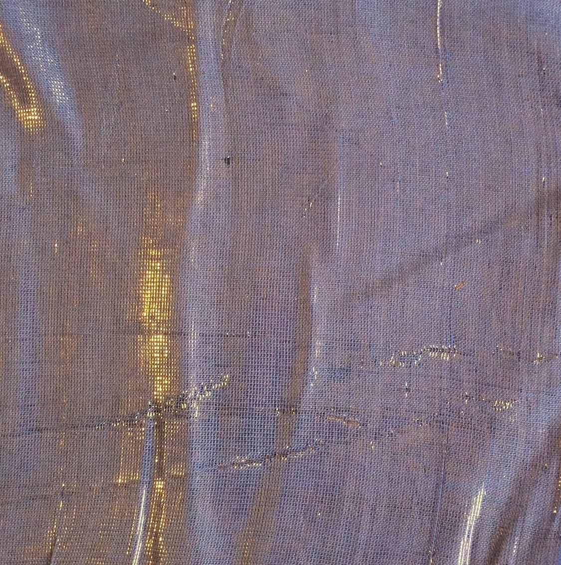 Lavender solid shimmer tichel