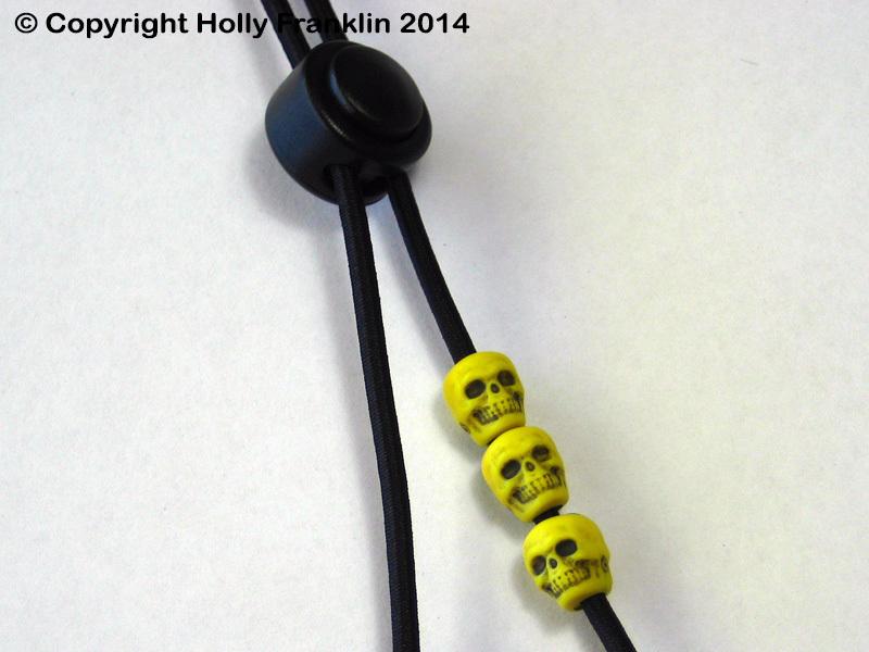 Black : Black - Yellow Skulls 1-UP_black-yellowskulls