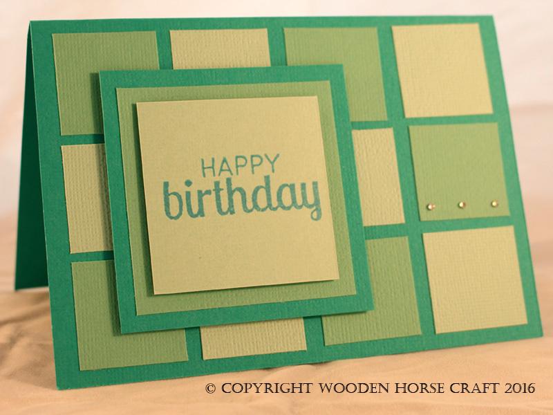 Card: Birthday birthday_ocean_squares