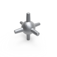 Koppelstuk Smart X | ø 6,5 cm