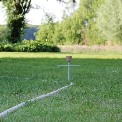 Manusje-van-alles voor de tuin | H 48 cm