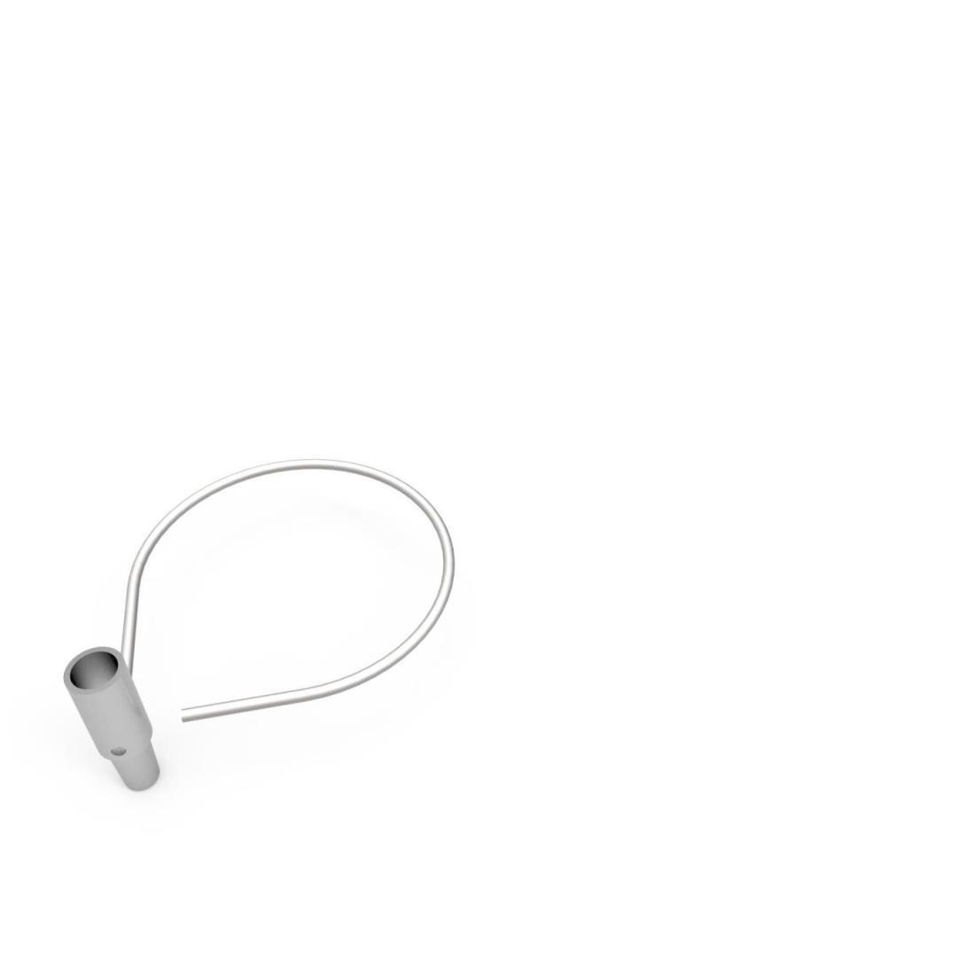 Set van 3 plantensteunen Smart Ring | ø 8 cm