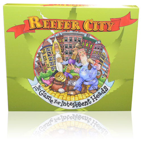 Reefer City Board Game