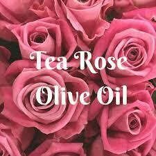 Tea Rose Olive Oil